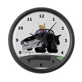 Street rod clock Giant Clocks