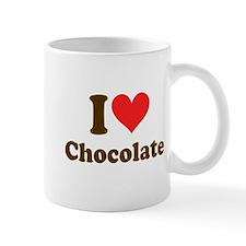 I Heart Chocolate: Mug