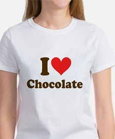 I Heart Chocolate: Tee