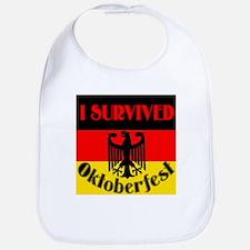I survived Oktoberfest! Bib