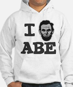 I Love Lincoln Official ABE Hoodie