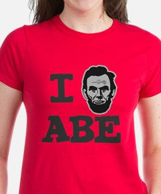 I Love Lincoln Official ABE Tee