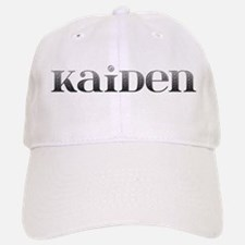 Kaiden Carved Metal Baseball Baseball Cap