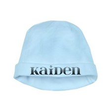 Kaiden Carved Metal baby hat