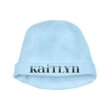 Kaitlyn Carved Metal baby hat
