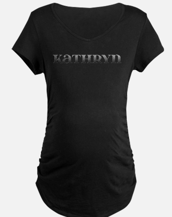 Kathryn Carved Metal T-Shirt