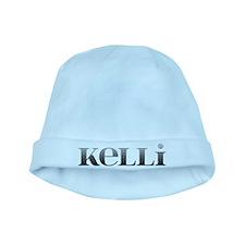 Kelli Carved Metal baby hat