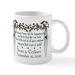 Wedding Sample 2 Mug