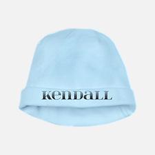 Kendall Carved Metal baby hat