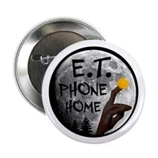 """'E.T. Phone Home' 2.25"""" Button (10 pack)"""