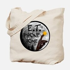 'E.T. Phone Home' Tote Bag