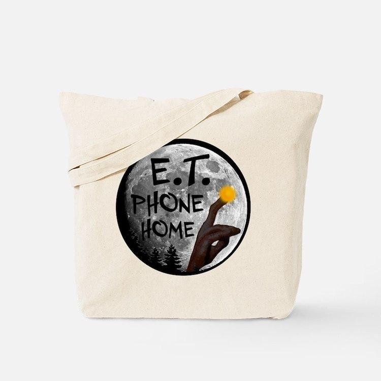 'E.T. Phone Home' Tote Bag