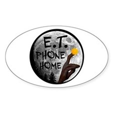 'E.T. Phone Home' Decal