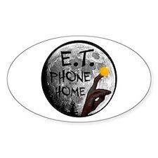 'E.T. Phone Home' Stickers