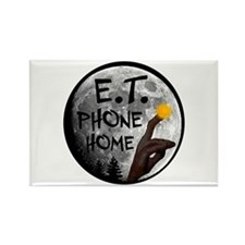 'E.T. Phone Home' Rectangle Magnet