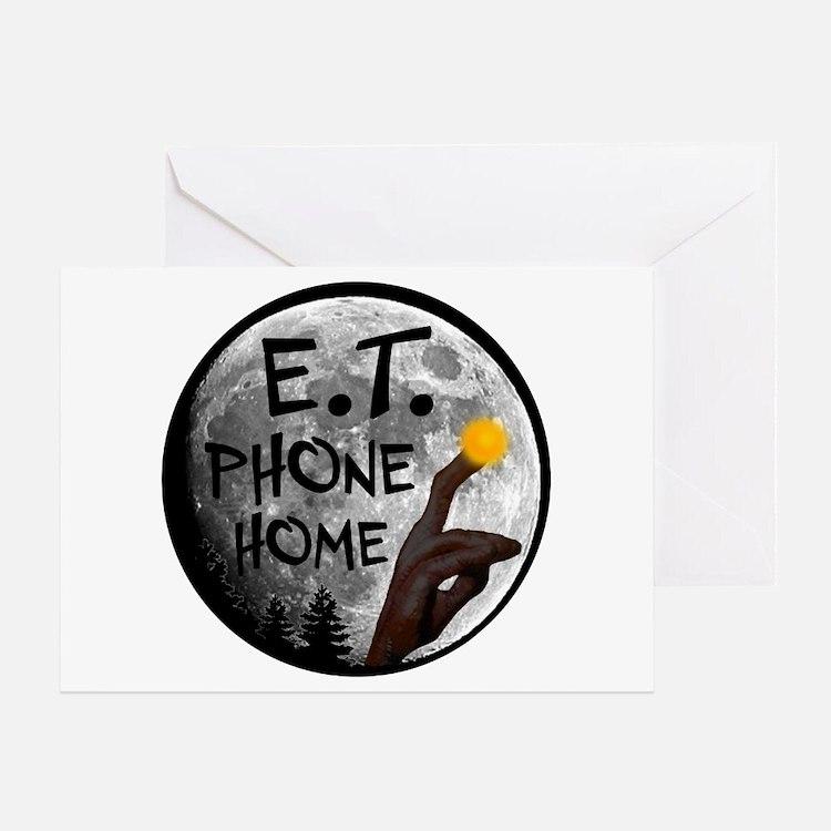 'E.T. Phone Home' Greeting Card