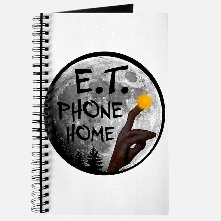 'E.T. Phone Home' Journal