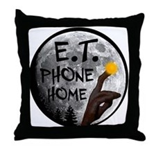 'E.T. Phone Home' Throw Pillow