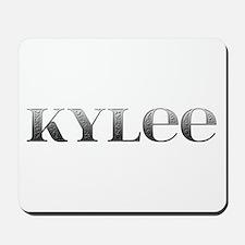 Kylee Carved Metal Mousepad