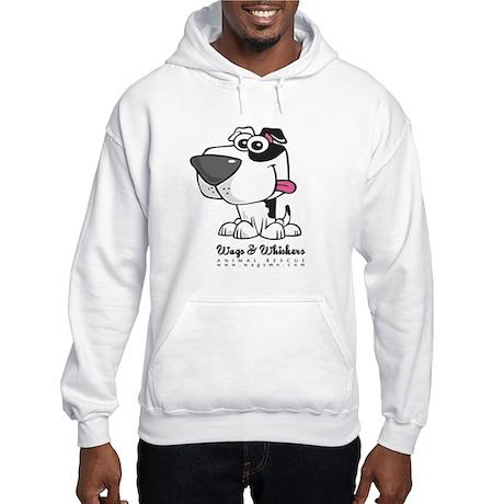 Wags & Whiskers Hooded Sweatshirt