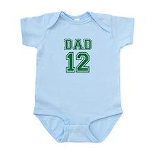 Dad 2012 Infant Bodysuit