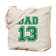Dad 2013 Tote Bag