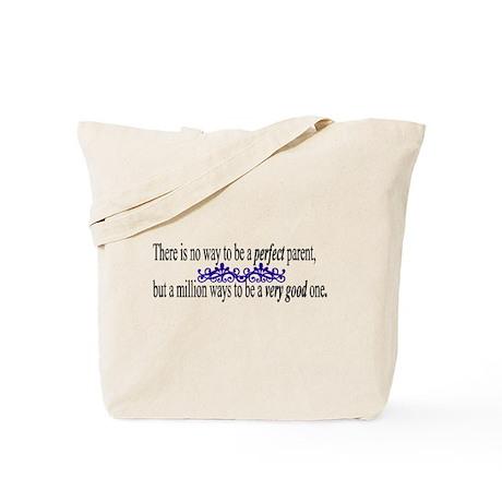 Perfect Parent Tote Bag
