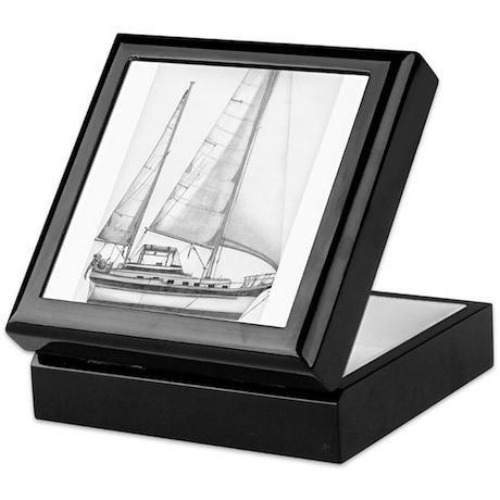 Sailbox Keepsake Box