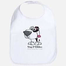 Wags & Whiskers Bib