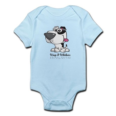 Wags & Whiskers Infant Bodysuit