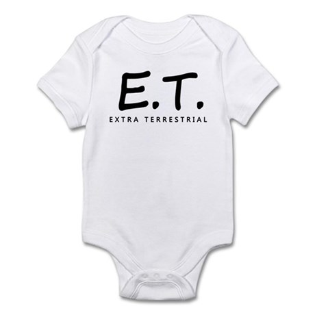 'Extra Terrestrial' Infant Bodysuit