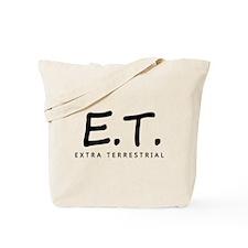 'Extra Terrestrial' Tote Bag