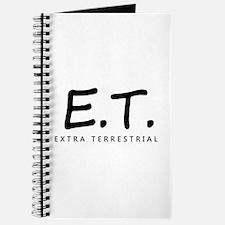 'Extra Terrestrial' Journal