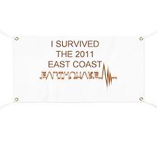I Survived Earthquake Banner