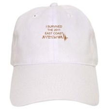 I Survived Earthquake Baseball Cap