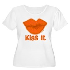 BIG ORANGE Kiss T-Shirt