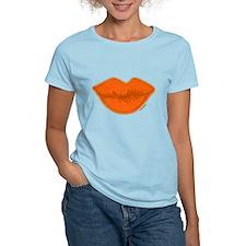 BIG ORANGE Kiss T-Shirt