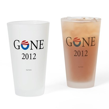 Gone 2012 Drinking Glass