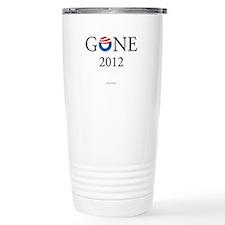 Gone 2012 Travel Coffee Mug