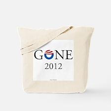 Gone 2012 Tote Bag