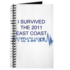 I Survived Earthquake Journal