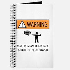 Talks About the Big Lebowski Journal