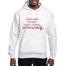I Survived Earthquake Hoodie