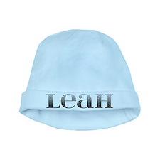 Leah Carved Metal baby hat