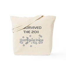 I Survived Hurricane Tote Bag