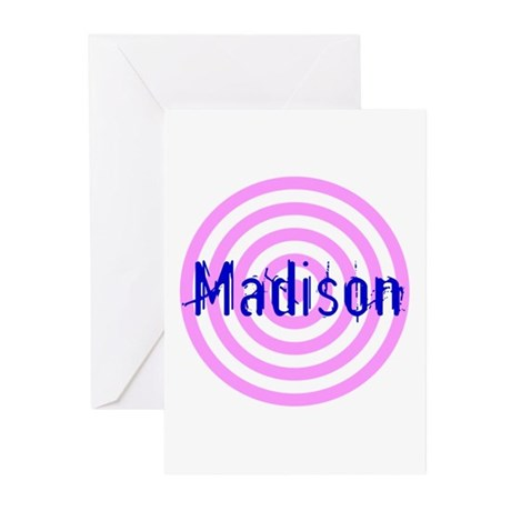 Personalized Madison Greeting Cards (Pk of 10)