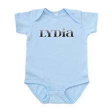 Lydia Carved Metal Onesie