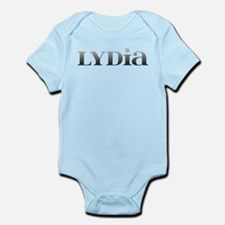 Lydia Carved Metal Onesie