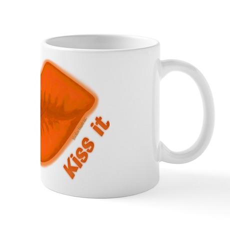 BIG ORANGE Kiss Mug