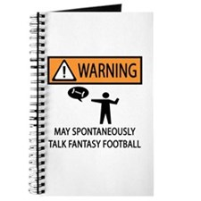Talks About Fantasy Football Journal